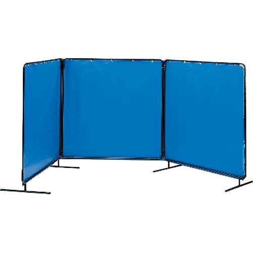 Tillman® 3 Panel Portable Welding Curtains